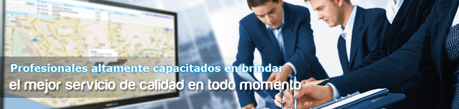Profesionales altamente capacitados